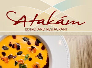 Atakam restaurant