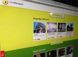 myMangoo online televízó