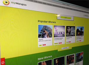 myMangoo online television